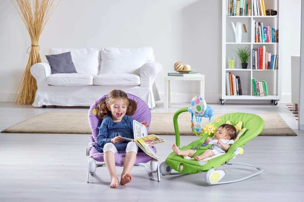 Chicco Babywippe Balloon Design 2019