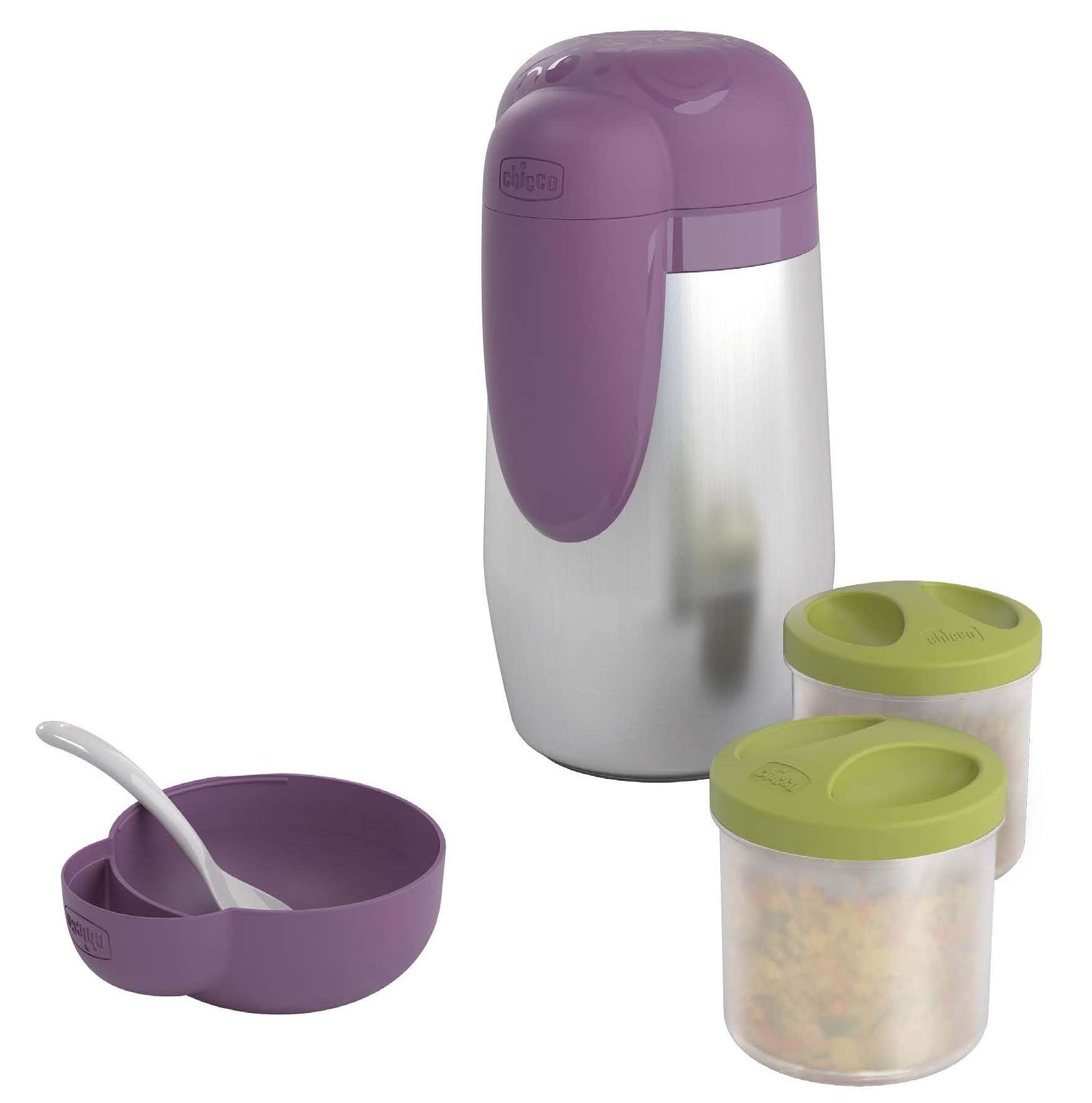 Thermal Bottle Holder Amp Food Container Chicco