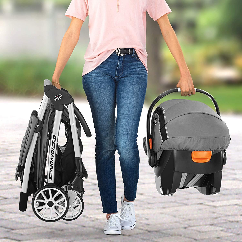 Mini Bravo Sport Travel System Chicco