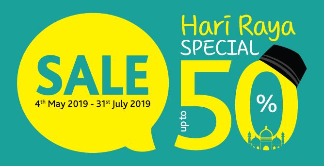 2019 Raya & Mega Sale