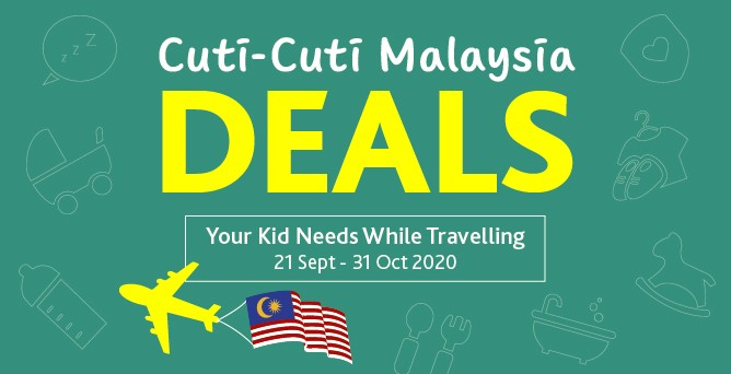 2020 Cuti-Cuti Malaysia Deals