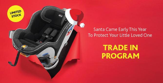 Car Seat Trade-In Program