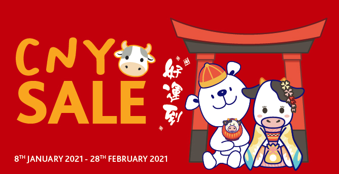 2021 Chinese New Year Promotion