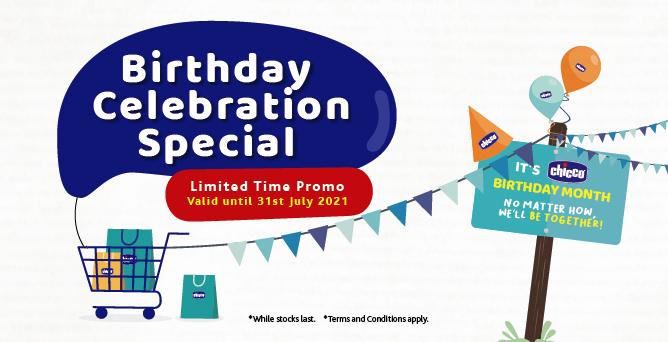 2021 Chicco Birthday Celebration Special